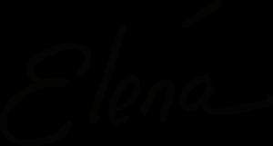 Signature Éléna Michelet