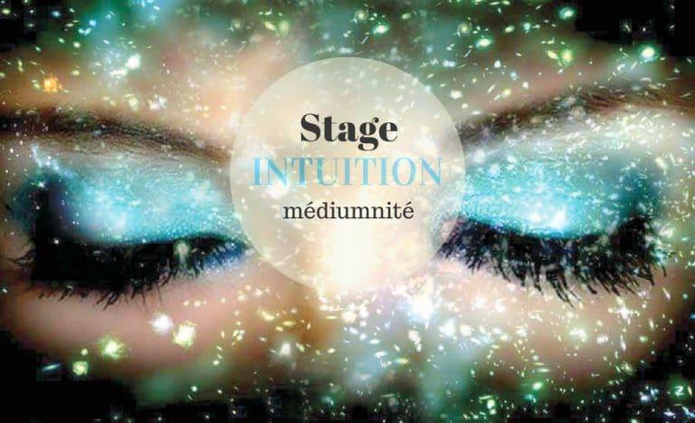 Stage intuition et médiumnité les 29,30 novembre et 1er décembre. Ile de la Réunion