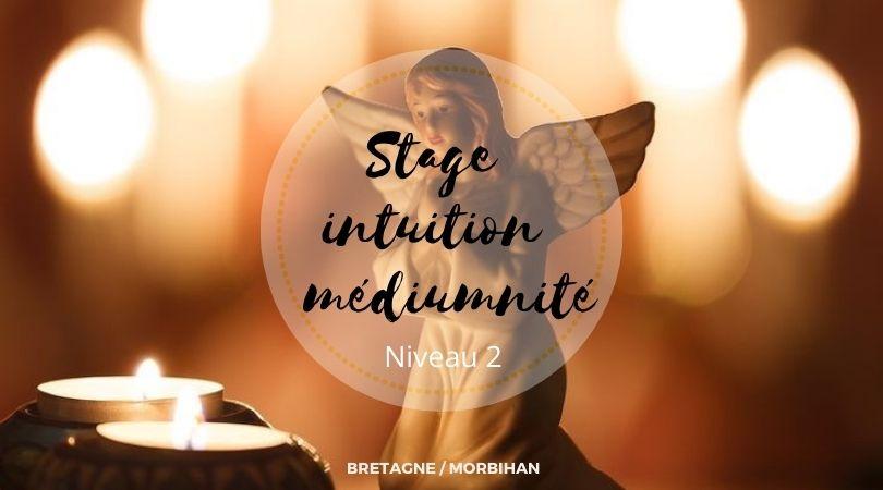 stage intuition et médiumnité niveau 2